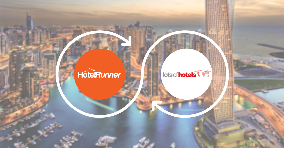 Increase your sales with our Lots of Hotels partnership!