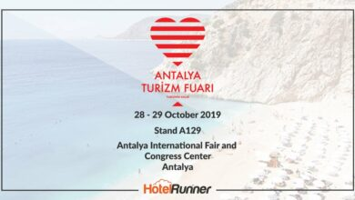 You are invited to the HotelRunner stand at Antalya Tourism Fair!