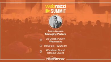 Photo of We'll be at Turkey's most influential internet conference, Webrazzi Summit 2019!