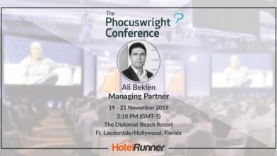 Photo of The next stop for HotelRunner: The Phocuswright Conference!