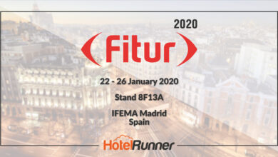 You're invited to the HotelRunner stand at FITUR Madrid!