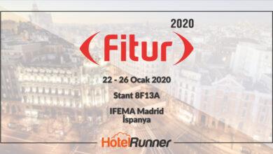 FITUR Madrid'de HotelRunner standına davetlisiniz!