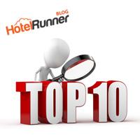 2013'te HotelRunner Blog'da en çok okunan 10 yazı