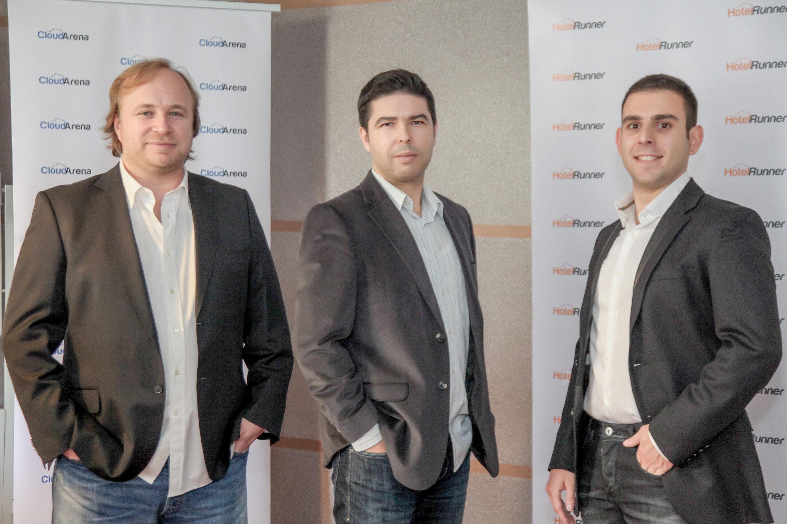 HotelRunner'ın yaratıcısı CloudArena 1.5 milyon dolarlık yatırım aldı