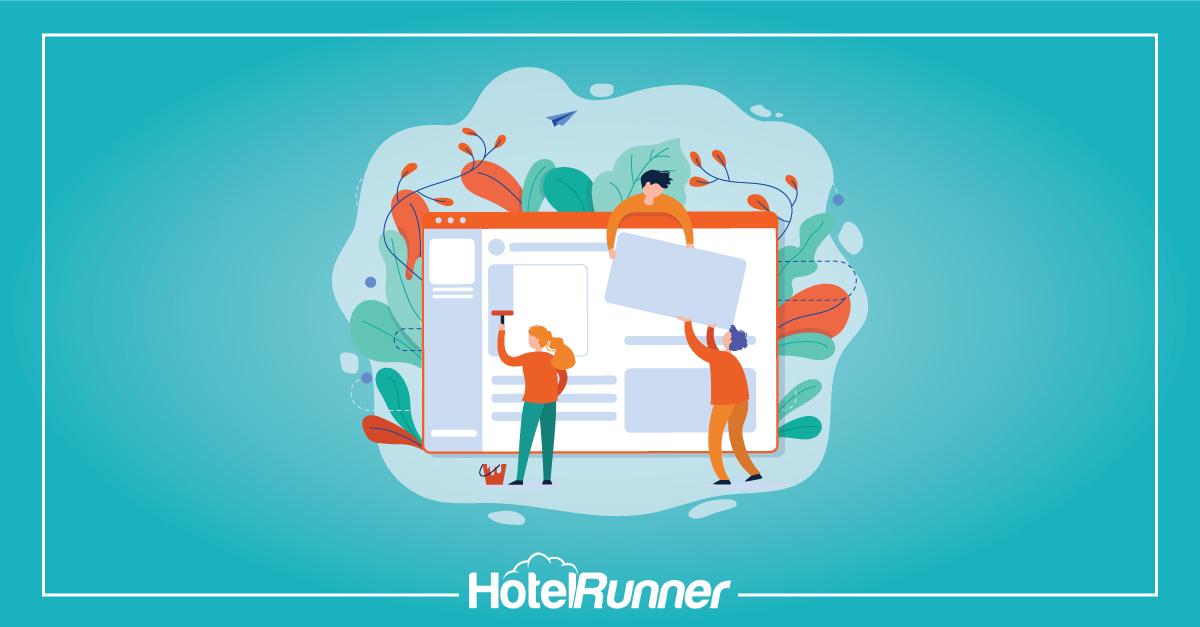 hotel website ideas
