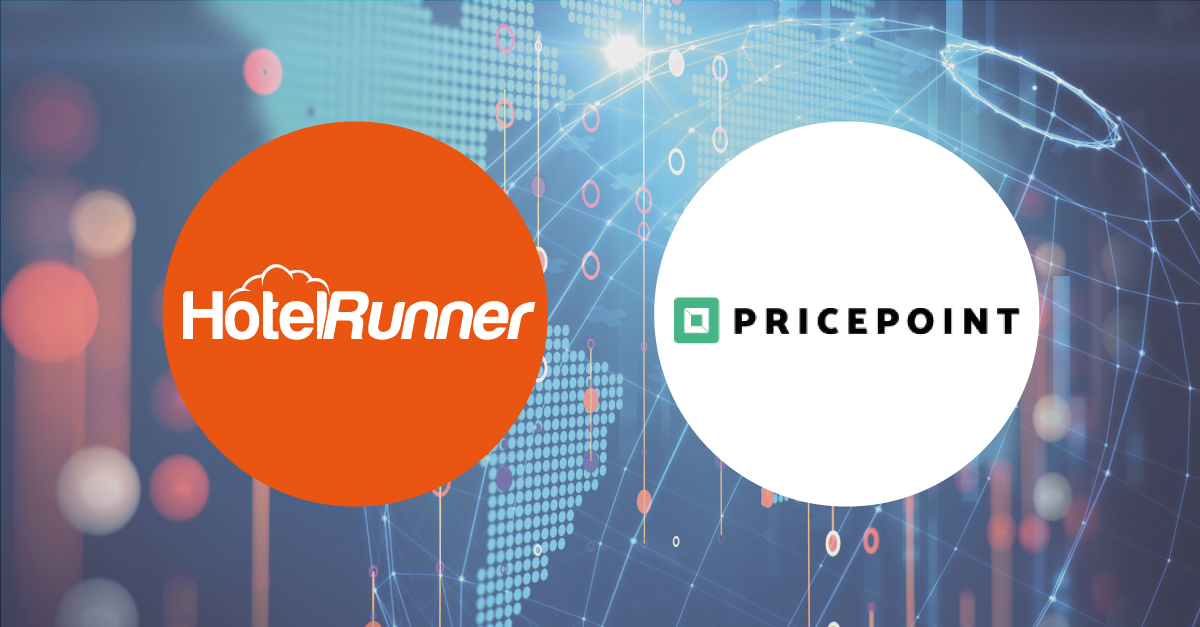 HotelRunner and Pricepoint partnership