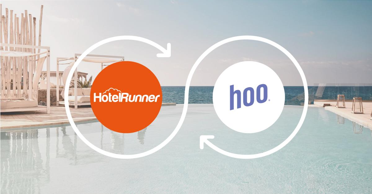 HotelRunner and Hoo partnership