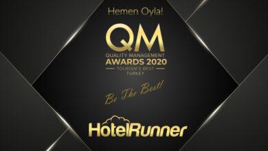 QM Awards HotelRunner