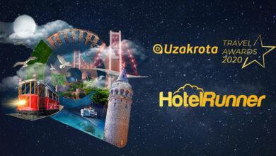 HotelRunner, Uzakrota Seyahat Ödülleri'nde yeniden aday!