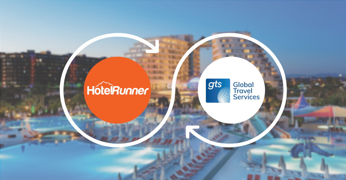 Increase your guest reach with HotelRunner and GTS integration!