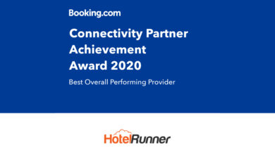 """HotelRunner Selected as """"Best Overall Performing Provider"""" by Booking.com"""