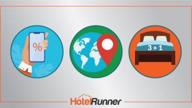 İhtiyacınız olan çeşitlilik ve esnekliğe HotelRunner ile ulaşın!