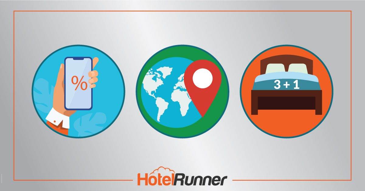 Get the options and flexibility you need with HotelRunner!