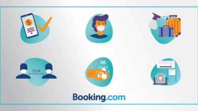 Reassuring guests with health and safety measures on Booking.com